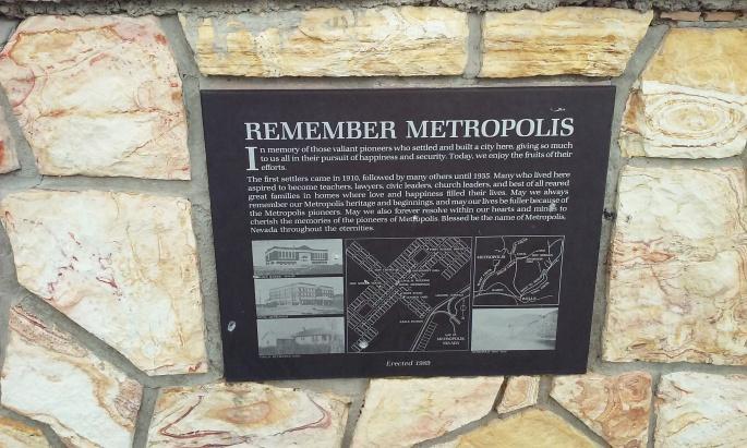 Metropolis Memorial