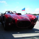 I prepared and looked after this Lancia D24 in 2006 at the Historics.