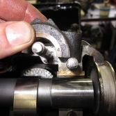 Alfa Romeo cam bearing.