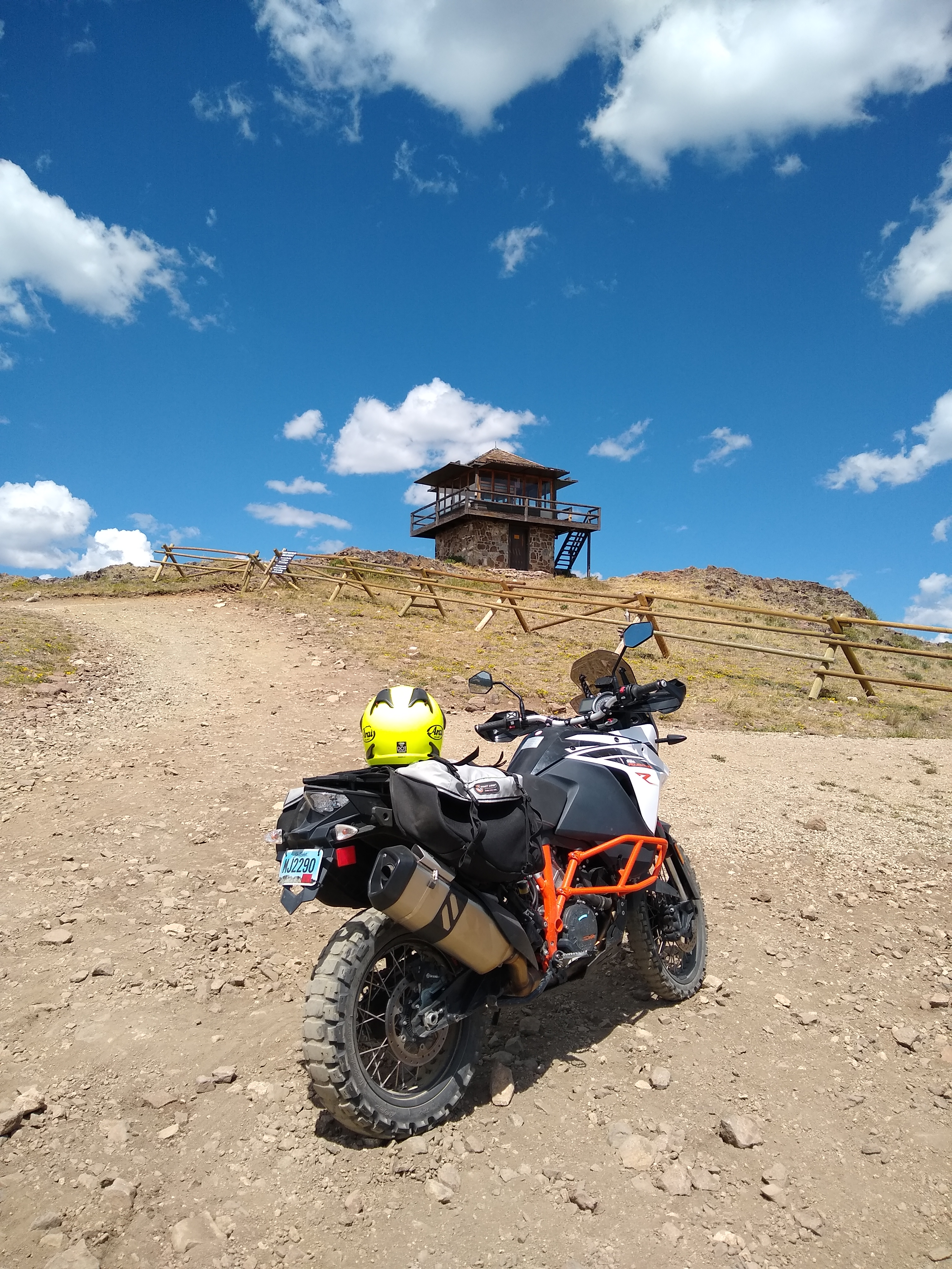 Sheep Mountain Lookout